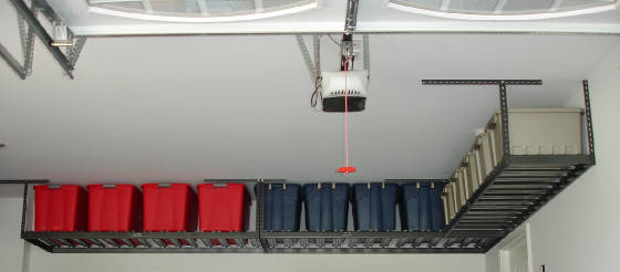 Custom Size Corner Loft