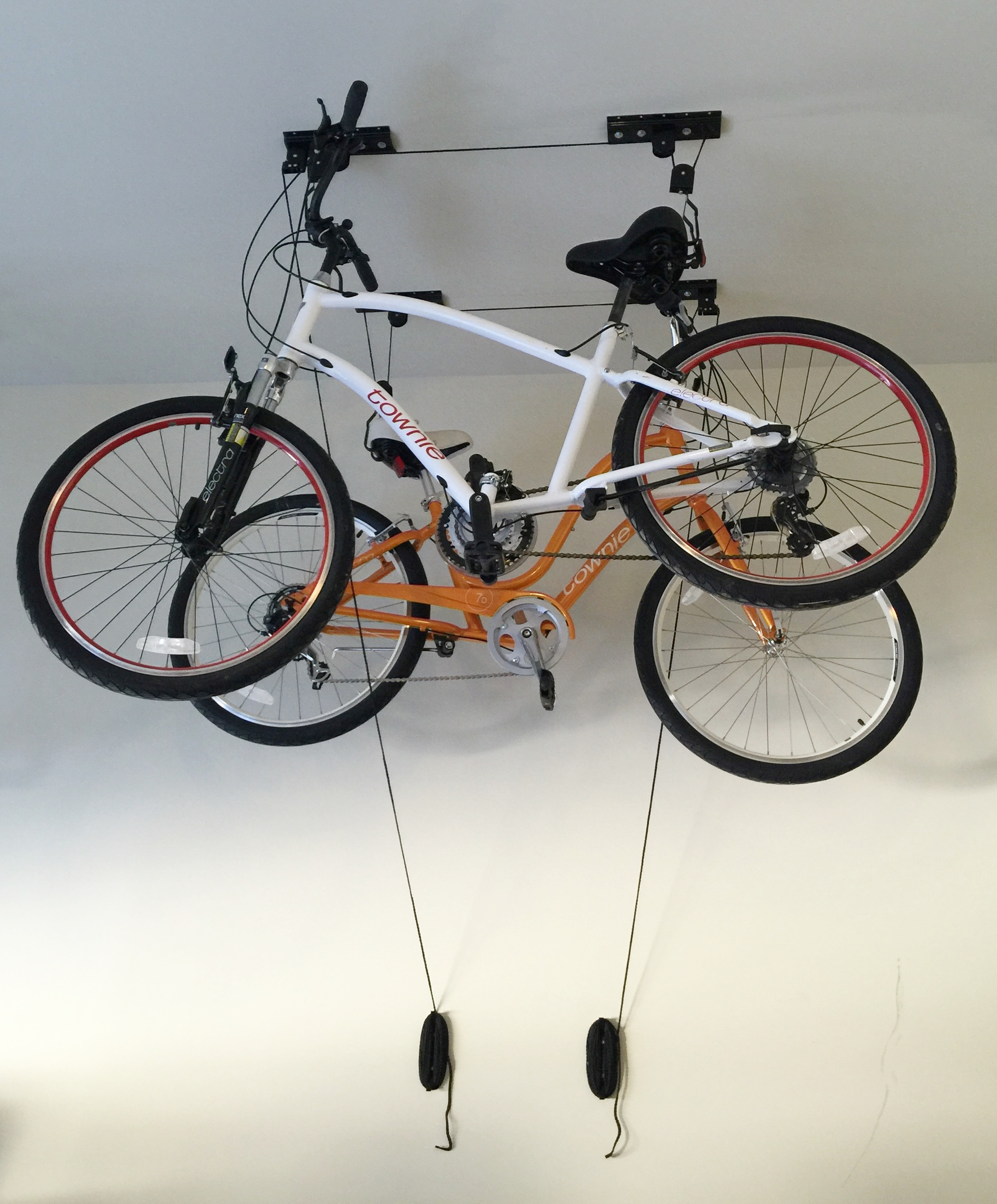 Manual Bike Hoist